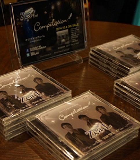 「Zea-L」アルバム制作サポート
